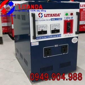 may-on-ap-200v-nhat-litanda-7-5kva-dr-dai-90v-250v-model-moi-2020