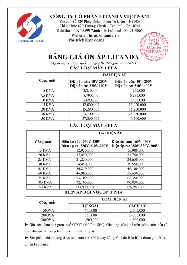 bang-gia-on-ap-litanda-phien-ban-moi-2021